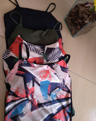 Vendo lote de roupas NOVAS !!  - Foto 5