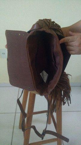 Bolsa grande e espaçosa R$35,00+entrega grátis sul da ilha  - Foto 3
