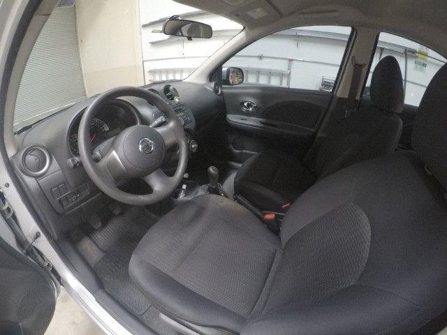 Nissan March - 2013 - 1.6 SV 16V Flex 4P Manual - Foto 8