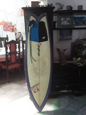 Prancha Surf Flora