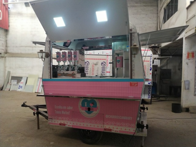 Fabrica de treilher e food truck em minas gerais (Sob encomenda) - Foto 2