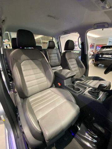 VW AMAROK HIGHLINE 3.0 V6 4x4 DIESEL AT 19-19  - Foto 10