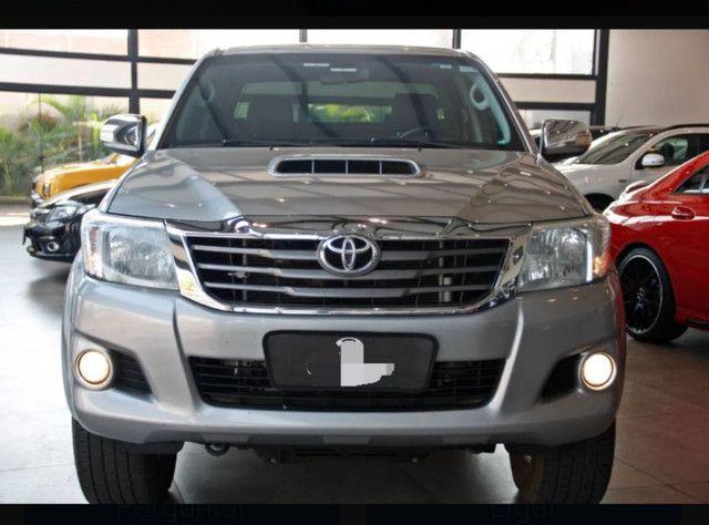 Toyota Hilux 3.0 SRV 4X4 CD 16V TURBO INTERCOOLER DIESEL 4P AUTOMÁTICO - Foto 4