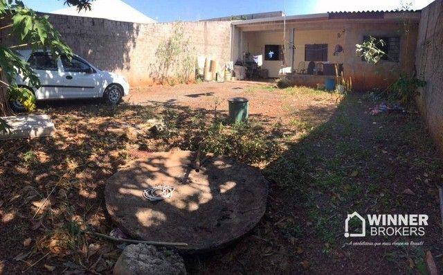 Casa com 2 dormitórios à venda, 70 m² por R$ 130.000,00 - Parque Residencial Bom Pastor -  - Foto 2