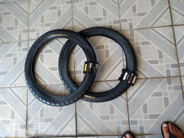 Pneus para bike de carga - Foto 3