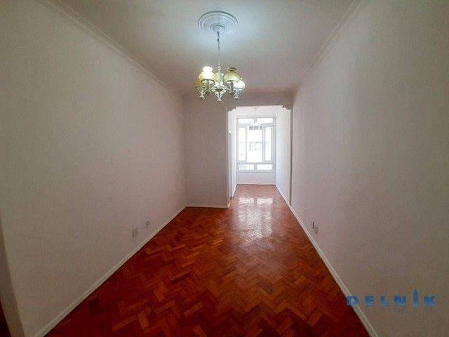 Apartamento com 2 dormitórios para alugar, 68 m² por R$ 2.050,00/mês - Copacabana - Rio de - Foto 3