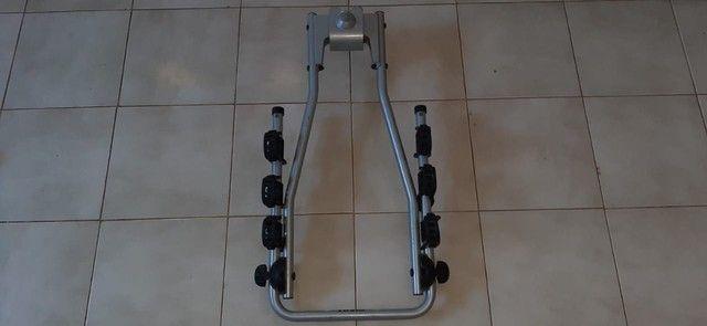 [Kit 2em1]: Suporte 3 Bicicletas Engate Thule HangOn (974) + Placa c/ luzes Thule (976) - Foto 2