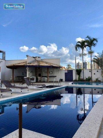 Apartamento com 3 dormitórios à venda, 85 m² por R$ 330.000,00 - Centro - Caldas Novas/GO - Foto 3