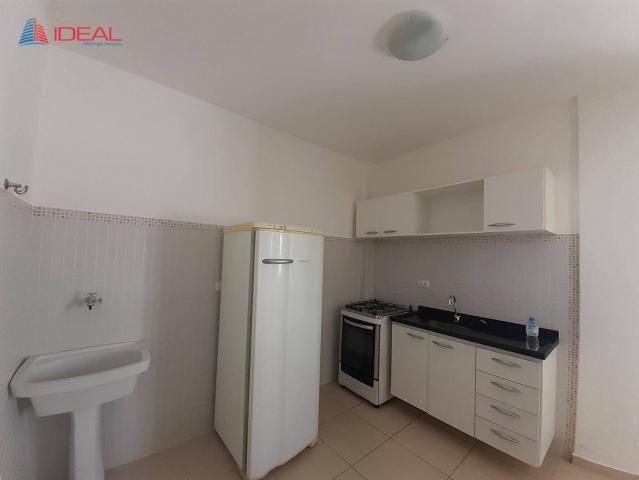 Apartamento com 1 dormitório para alugar, 25 m² por R$ 750,00/mês - Jardim Universitário - - Foto 3