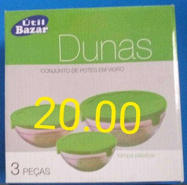 Kit 6 pratos Duratex 30,00 - Foto 3