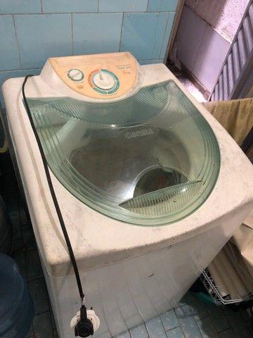 Lava roupas Consul 6 kg