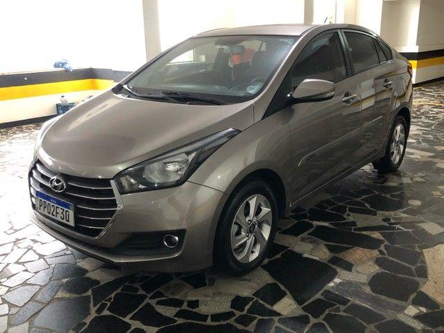 Hyundai HB20S kit premium Automático 2016