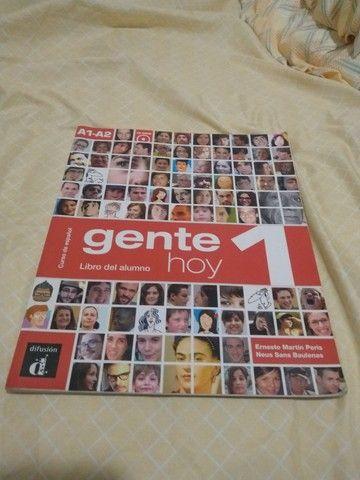 Gente Hoy 1 Libro del alumno Difusión usado - Foto 2