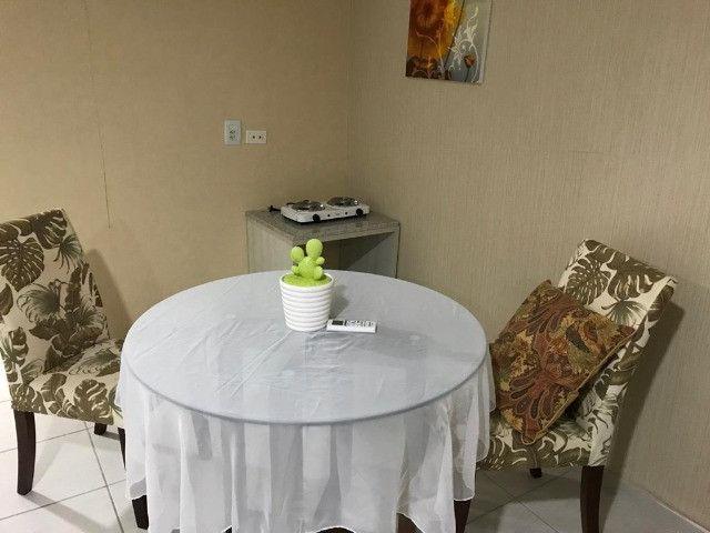 Alugo excelente Flat no Hotel Transamérica na avenida Boa Viagem / Recife - Foto 12