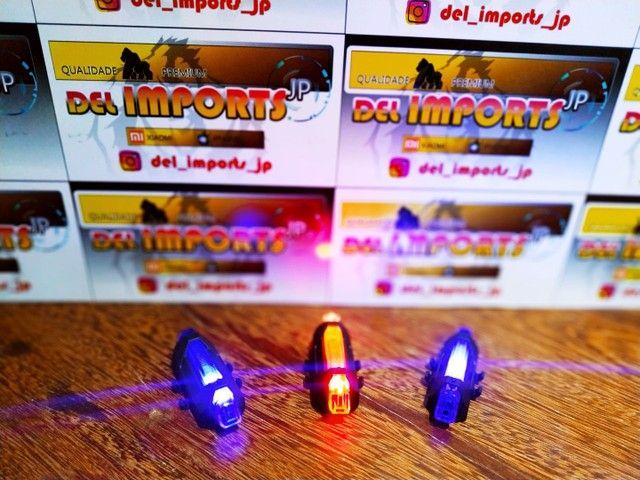 Lanterna traseira USB - Foto 2