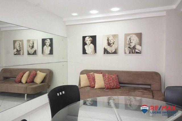 Apartamento com 1 dormitório à venda, 66 m² por R$ 310.000,00 - Cabo Branco - João Pessoa/ - Foto 16