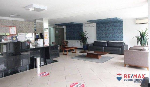 Apartamento com 1 dormitório à venda, 66 m² por R$ 310.000,00 - Cabo Branco - João Pessoa/ - Foto 3