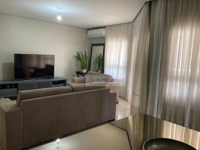 Apartamento com 4 dormitórios à venda por R$ 650.000,00 - Jardim das Américas - Cuiabá/MT - Foto 3