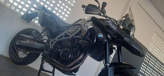 BMW F800 GS TRIPLE BLACK 2012 - Foto 11