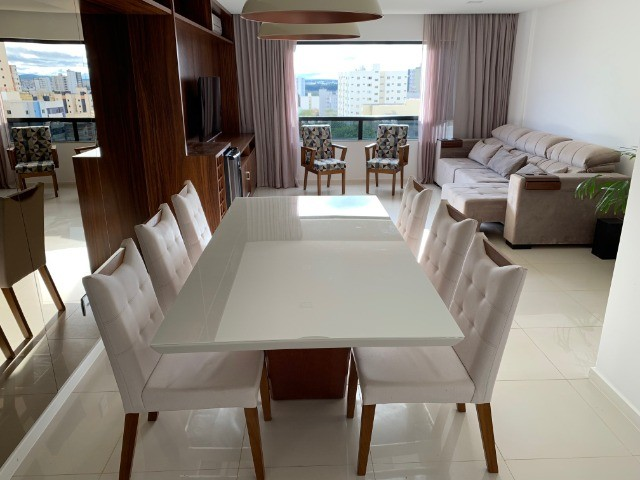 Apartamento (150m²) no Candeias com 3 Suítes, Sala ampla e 2 Vagas