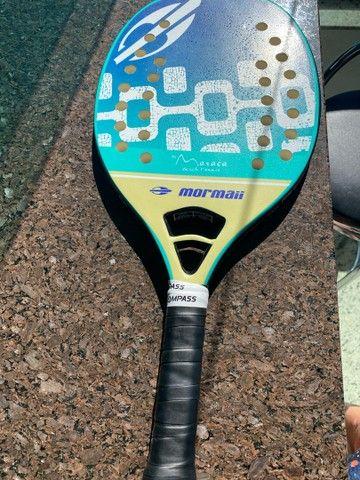 Raquete Beach Tennis MORMAII - Foto 2