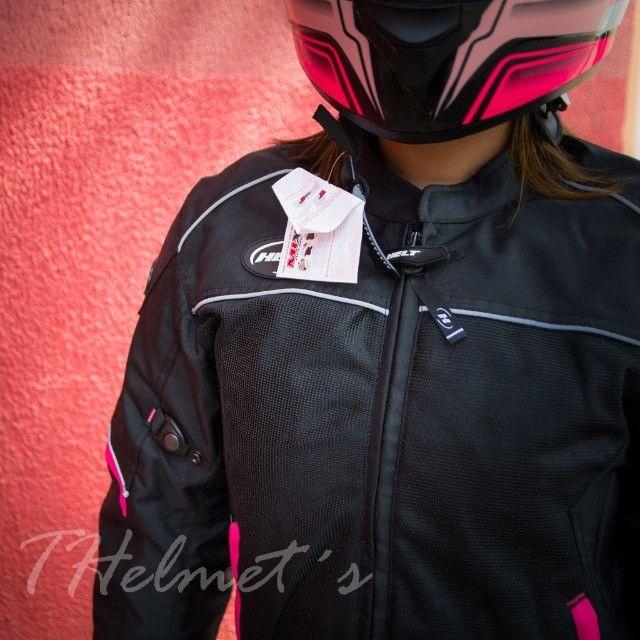Jaqueta de moto, jaqueta feminina - Foto 5
