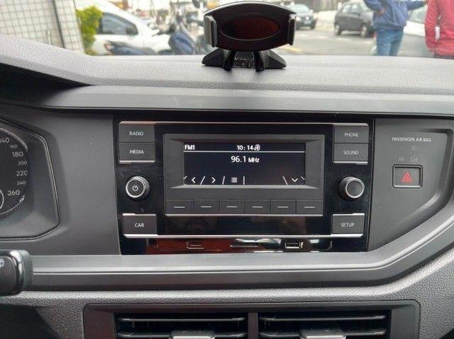 Polo Msi 1.6 At Flex 2020 Completo / Automático Sem Entrada Uber - Foto 7