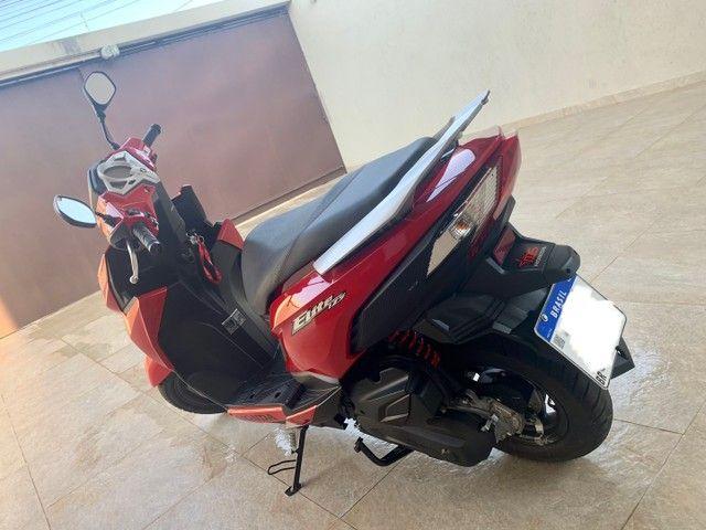 Honda Elite 125cc , 21/21 , 1000km =zero! - Foto 2