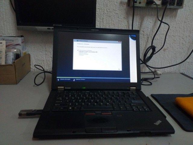 Notebook Thinkpad  Core  i5 : contato 2038-1594 - Foto 2