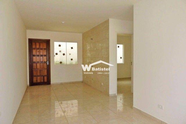 Casa com 2 dormitórios à venda, 45 m² por R$ 179.000 - Rua do Cedro N°616 Parque do Embu - - Foto 5