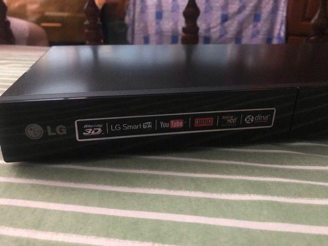 BLUE RAY 3D LG SMART TV