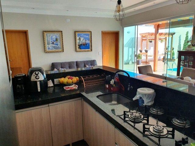 Vendo maravilhosa casa com piscina em Maringá <br> - Foto 4
