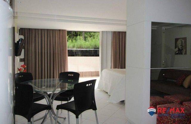 Apartamento com 1 dormitório à venda, 66 m² por R$ 310.000,00 - Cabo Branco - João Pessoa/ - Foto 12