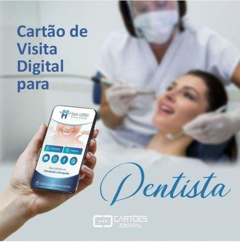 Celular Cartão de Visita Digital
