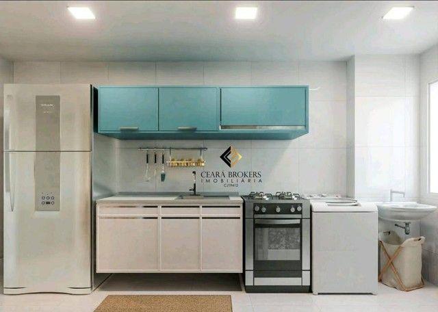 Apartamento no Eusébio com 2 dormitórios à venda, 49 m² por R$ 169.735 - Eusébio - Eusébio - Foto 8