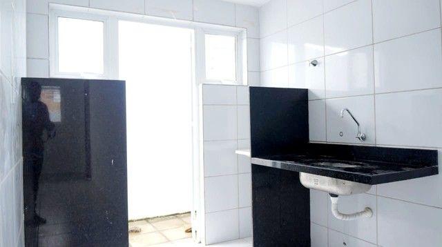 Apartamento TÉRREO em Mangabeira 8, 48m2, 2 quartos + quintal  - Foto 6