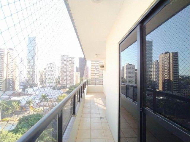 Locação | Apartamento com 130.37m², 3 dormitório(s), 2 vaga(s). Zona 01, Maringá - Foto 8