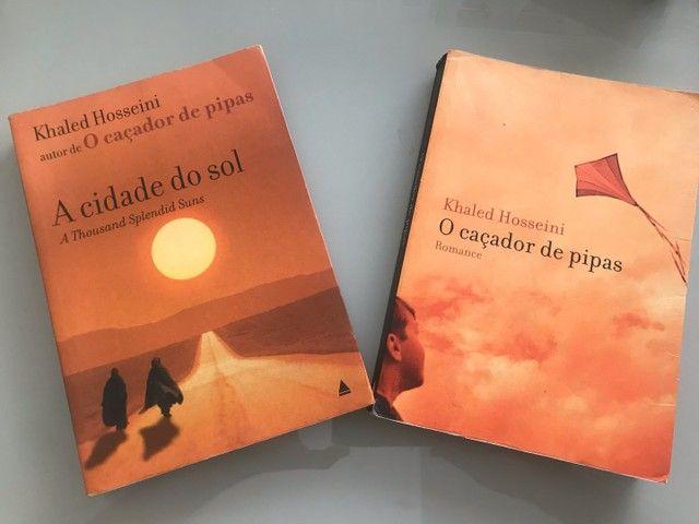 Livros Khaled Hosseini