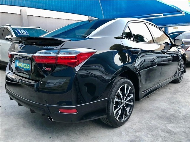Toyota Corolla Xrs 2018, 53 mil km rodados, único dono, pronta entrega. - Foto 4