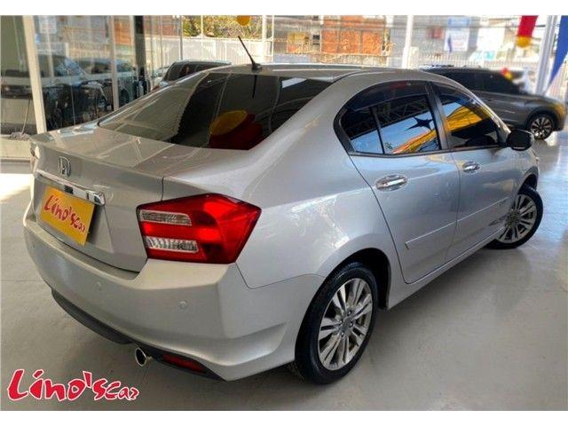 Honda City 2014 1.5 ex 16v flex 4p automático - Foto 8