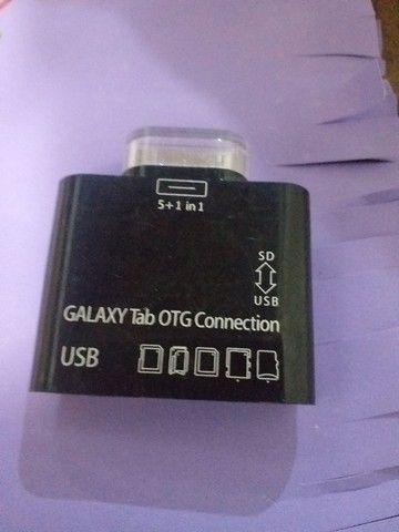 Adaptador Galaxy tab otg connection usb
