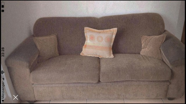 Sofá usado  - Foto 2
