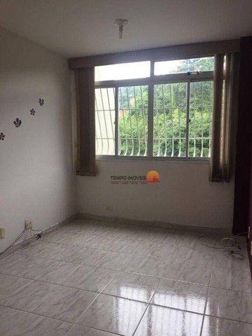 Apartamento com 2 dormitórios para alugar, 60 m² por R$ 800,00/mês - Fonseca - Niterói/RJ - Foto 4