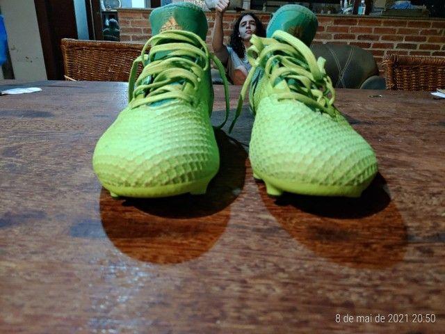 Chuteira Botinha Adidas Ace 17.3  FG  - Foto 3