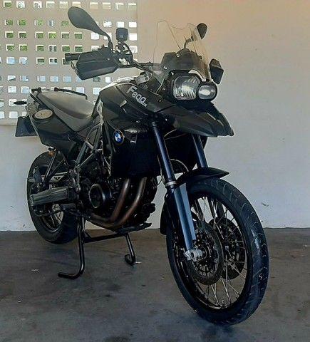 BMW F800 GS TRIPLE BLACK 2012 - Foto 10