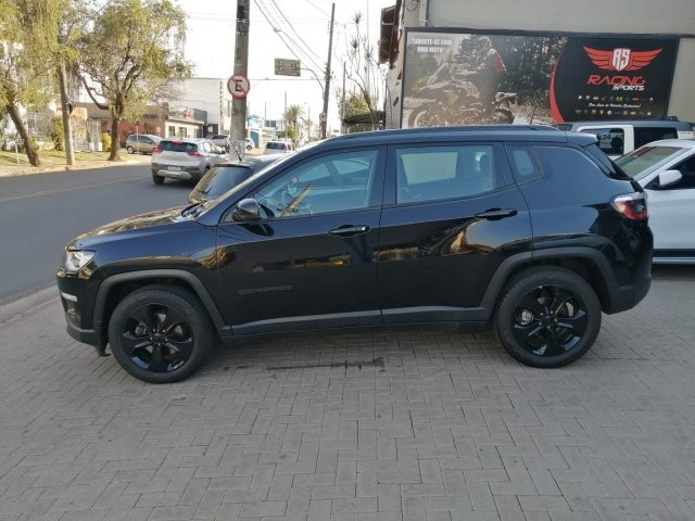 Jeep compass 2018 2.0 16v flex night eagle automÁtico - Foto 6