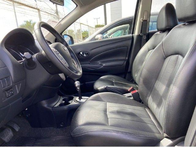 Nissan Versa 1.6 16V FLEXSTART SL 4P XTRONIC - Foto 5