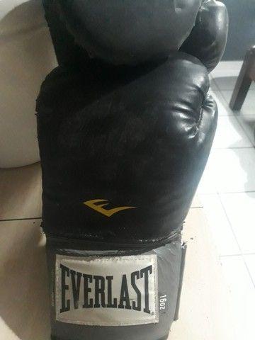 saco de pancada 90 cm, 2 luvas - Foto 4