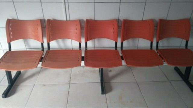 Cadeiras  Longarinas - Foto 5