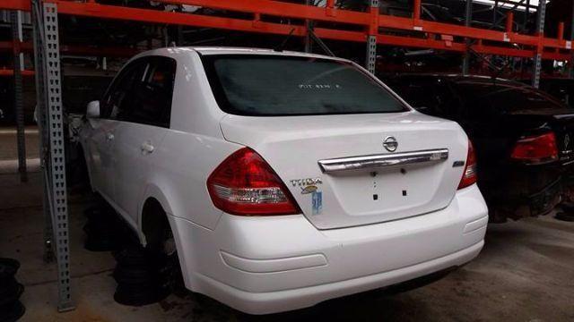 Peças usadas Nissan Tiida Sedan 2012 1.8 16v flex 126cv câmbio manual - Foto 2